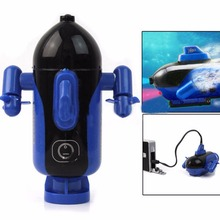 777-219 4CH RC Boats Radio Remote Control Sport Mini Boats Model Submarine Power RC Boats Toy(China)