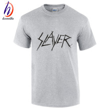 Euro Size,Speed Metal Slayer Rock Band Printed T-shirt 2017 Summer Clothing Cotton Short Sleeve T shirt Clothing For Men,GT220