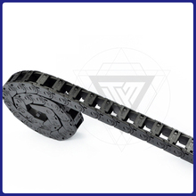 3D Pinter Bridge Opening Nylon Towline 10*10 1 Meter Both Side Plastic Towline Cable Drag Chain For 3D Printer