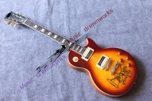 Chine OEM firehawk guitar New stores sell like hot cakes electric guitar G LP slash Signature style