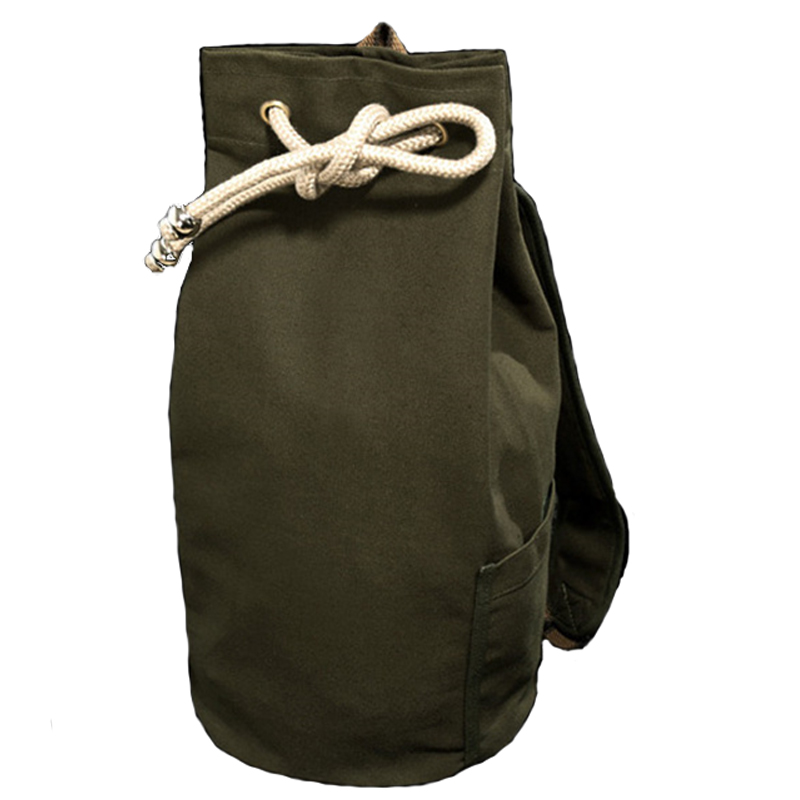 Mens Casual Travel Luggage Army Bucket Bag Multifunction Military Canvas Backpack Duffle Bag Shoulder Bolsa Mochila XA1731C<br><br>Aliexpress