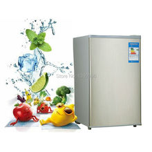 Solar Compressor Refrigerator Freezer Portable Fridge DC 12v Solar Panel Compressor 72 Liter