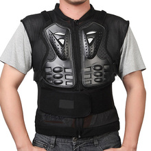 Outdoor motorcycle jacket Motorcross Racing Chest Back Protector Gear Motocross Racing Body Protection Armor Jacket Sport Guard