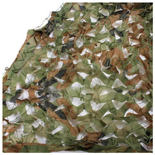 Hot 2m x 1.5m Shooting Hide Army Camouflage Net Hunting Oxford Fabric Camo Netting