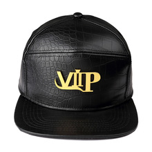 High Quality Metal Mark VIP Star Snapback PU Hats Full Cap Hip Hop Baseball Hats Popular Mens Women Skateboard Rock Bone