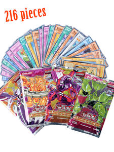 Figure Cards Game-Collection Boys Toys Yugioh Cartas Anime Children Kids with Box
