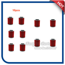 10pcs /pack Petrol Gas Fuel Filters For SKI DOO Expedition Sport Snow MotorcycleV-800 800cc