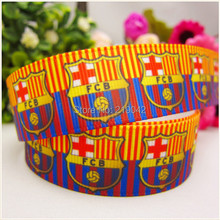 free shipping 22mm Sports Series printed grosgrain ribbon,Clothing accessories accessories, wedding gift wrap ribbon, MD5148