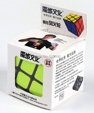 New YJ MoYu Crazy Windmill Cube Magic cube Windmill Speed Cube Black FengHuoLun cube