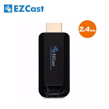 EZCast Dongle Miracast Smart Box DLNA HDMI 1080P HD 2.4G Mirror TV Dongle TV Stick Airplay Media Player vs google Chromecast