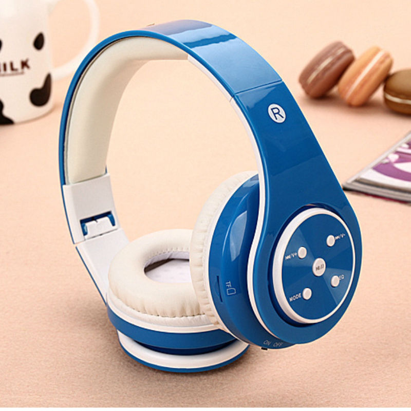 Bluetooth headset 2.1 SD card + FM radio function Callable stereo Universal for mobile phone support MP3 player<br>
