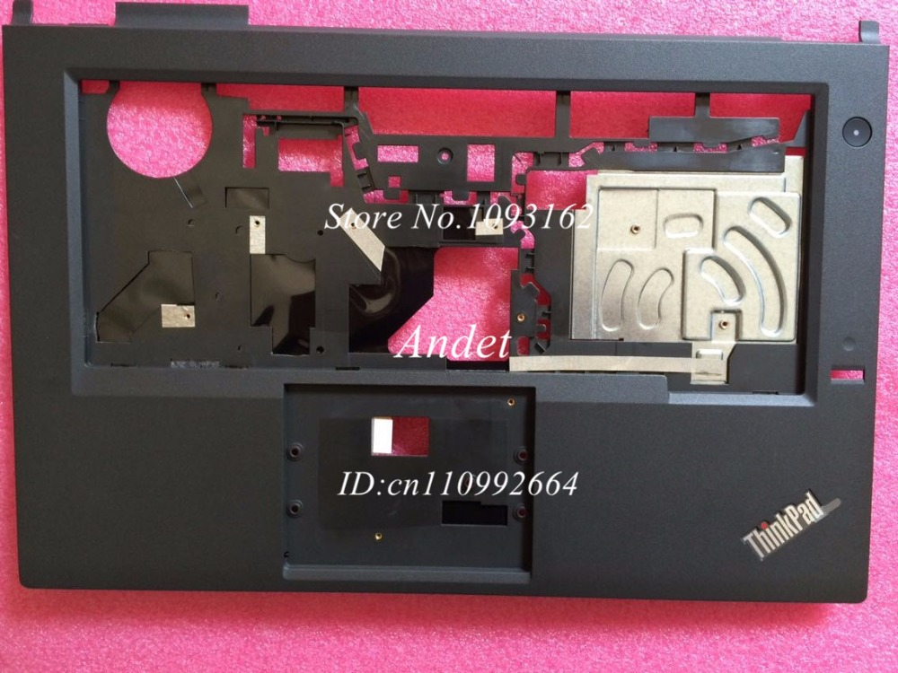 New Original for Lenovo ThinkPad L440 Palmrest Empty Keyboard Bezel Upper Case Cover 60.4LG08.005 04X4815<br><br>Aliexpress