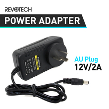AU Type Adapter DC 12V 2A CCTV Security Camera Power Supply AU Plug Power Adapter