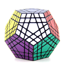 Megaminx Magic Cube Toy Puzzle Games Intelligence Speed Square Brinquedos Polymorph Plastic Cube Magique Children Gift 60D0687