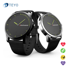 Teyo New Sport Smartwatch N20 Pedometer Clock Fitness Tracker WaterproofIP68 Sleep Monitor Inteligente Smartwach for IOS Android