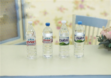 1:6 Scale  mineral water Dollhouse Miniature Toy Doll Food  Kitchen living room Accessories