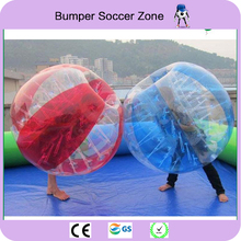 Free Shipping 1.5m Bubble Soccer Ball Inflatable Bumper Ball Bubble Football Bubble Ball Soccer Zorb Ball For Sale