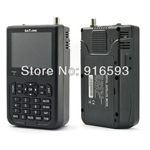 SATLINK WS-6906 DVB-S FTA Digital Satellite Signal Meter Satellite Finder Supports DiSEqC 1.0/1.2, QPSK