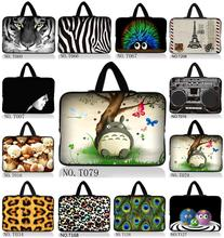 New Fashion Universal Soft Neoprene Laptop Sleeve Case Netbook Bag Pouch Cover for  10.1 11.6 12 13 13.3 14 15 15.6 17 17.4 Inch