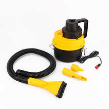 Oversea 12V Wet Dry Auto Vacuum Cleaner Portable Mini Handheld Hoover For Car Vehicle
