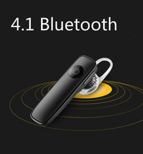 Buy 4.1 Wireless bluetooth headset handsfree headphones stereo earphone microphone for $3.74 in AliExpress store