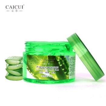 Pianta di aloe vera gel maschera di sonno crema viso essenza maschera idratante riparazione maschera di rimozione di comedone acne trattamento della pelle la cura della pelle