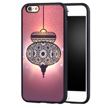 Muslim Surah Islamic ramadan original protect edge Cases cover for Samsung Galaxy s4 s5 s6 edge S7 S7edge S8 S8plus(China)
