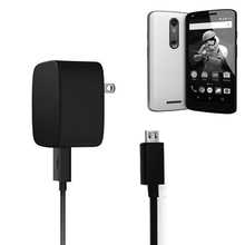 Original TurboPower Tavel Fast Charger Power Adapter + Mirco USB Cable For Motorola DROID TURBO2 MOTO X