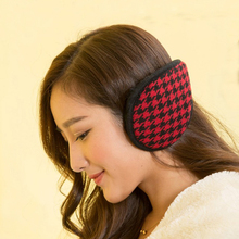 Free shipping!! Fashion Earmuffs Ear Muffs Ear Warmers Earmuffs Winter Outdoor Women MulticolorHigh Quality Hot Sales(China)
