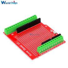 Proto Screw Shield Assembled prototype terminal expansion board For Arduino UNO MEGA2560 One(China)