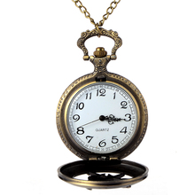 Jewelry The hunger games Mockingja mockingbird Retro Necklace Pocket watch russia hunger games bronze vintage GiftHP36
