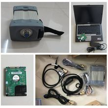 2017 New MB Star C3 with laptop for dell d630 installed with mb star c3 hdd software 2014.12v mb star diagnosis ready to work