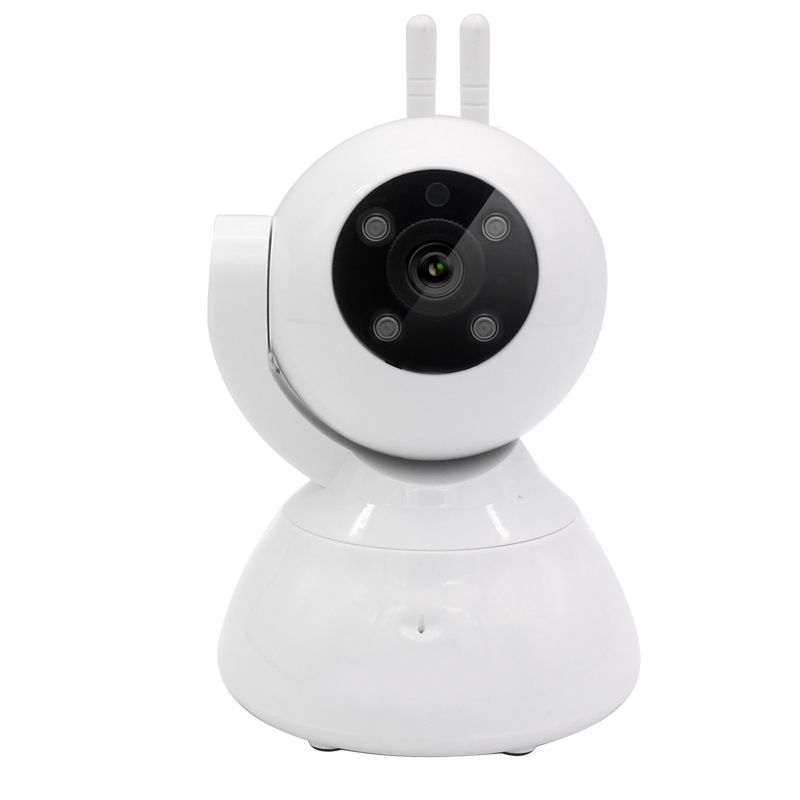 YobangSecurity Wireless WiFi IP Surveillance Camera HD 720P Play/Plug Pan Tilt Remote Motion Detect Alert with Two-Way Audio<br>