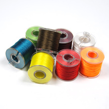 150m/Spool Fishing Rod Guides Wrap Line Eyelet Tying Line Red White Yellow Blue Roding Building Material