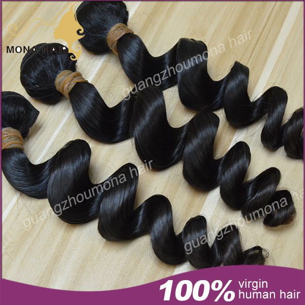 7a unprocessed cambodian virgin hair loose wave 1pc lot  can be dyed,100% real human mega hair free shipping<br><br>Aliexpress