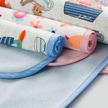 SUNVENO Pretty Baby Changing Pads Baby Covers  Newborn Baby Changing Pad For Infant Child Bed Waterproof Changing Mat