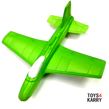 Hand Launch Throwing Glider Aircraft Non-toxic EVA Foam Inertial Airplane Model Plane Toys For Children Kids Can Fly Over 50 FT(China)