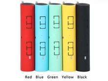 Portable Bluetooth Speaker Power Bank Function JKR-1 Wireless Bluetooth Speaker with FM TF USB with LED Light Caixa De Som