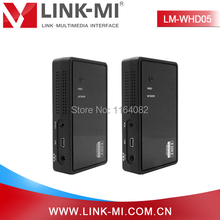 LINK-MI LM-WHD05 50m 5GHz WIFI 802.11n Wireless HDMI Wireless Video Transmitter and Receiver