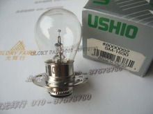 Ushio 8013 6V 10W incandescent bulb,6V10W SM-8013 BA15D projector lamp(China)
