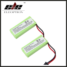 2pcs Ni-MH 800mAh 2.4V  Rechargeable Cordless Home Phone Battery for Uniden BT-1008 BT1008 BT1016 BT-1008 BT-1016 Battries Pack