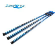 High Quality Telescopic Carp Fishing Rod Carbon Fiber Fishing Pole Stream Rod Hand Pole 3.6 4.5 5.4 6.3 7.2 Meter Fishing Tackle