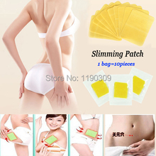 Slim Patch slimming creams use for Weight Lose health care Sliming Patch 5bag=50pieces