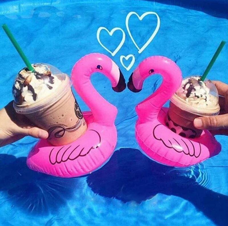 Mini Inflatable Flamingo (17)