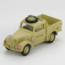 HM 1:48 HG1304 World War II British truck alloy model Bedford North African battlefield Favorites Model