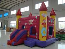 Inflatable Mini Castle /Inflatable Castle Inflatable Mickey Mouse For Children In The Yard And Park(China)