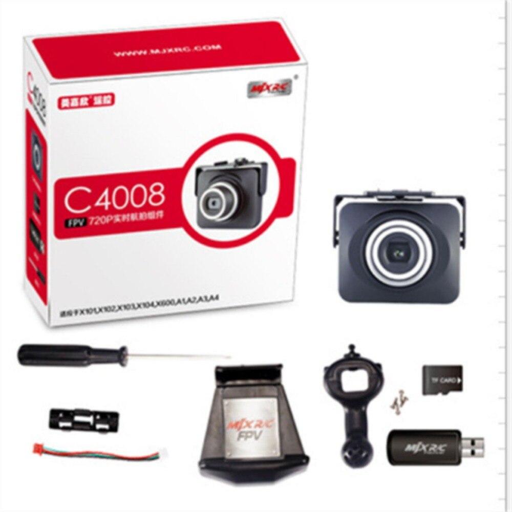 MJX C4008 c4018 FPV WIFI Camera X101/X102/X103/X104/X600/A1/A2/A3/A4 RC Quadcopter 17.4x7.2x16.4cm<br><br>Aliexpress