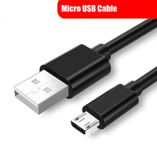 XINNIER l Micro USB Cable]XINNIER 5V 2A Micro USB 2.0 Fast Charging Data Cable 1M 0.5M for Mobile Phone and Tablets-Black
