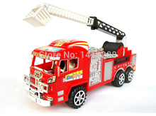 New 30cm Fire Truck Best Gift for Children Car Model Baby Toys Kids Boy Vehicles Toy Educational Toy Birthday New Year Gifts