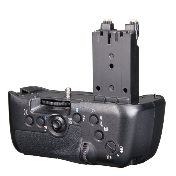 Pro Camera Battery Grip Pack for SONY Alpha SLT A77 A77V as VG-C77AM Freeshipping<br><br>Aliexpress